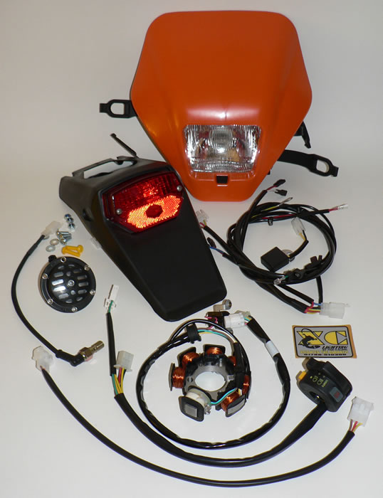 Ktm  Lighting Kit