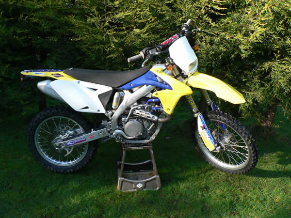 suzuki rmz250  450 enduro    motocross xc lighting kits