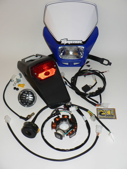 Yamaha Yz85 125 250 Enduro Motocross Xc Lighting Kits